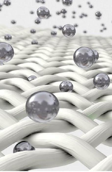 铜离子抗菌纤维
